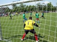 Zápas počas turnaja Mladý slovanista cup 2012