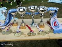 Ceny pre víťazov Mladý slovanista cup 2012