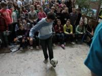 Súťaž v žonglovaní