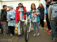 Skvelá cena z celosezónnej súťaže - bicykel